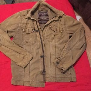 Sentinel jacket Abercrombie and Fitch xl